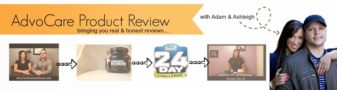 AdvoCare Product Review