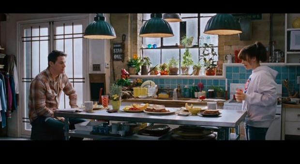 Cocina de la casa de los protagonistas de Todos los días de mi vida