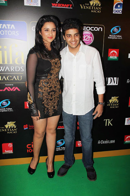 South Indian Young Actress Parineeti Chopra at IIFA 2013 Macau