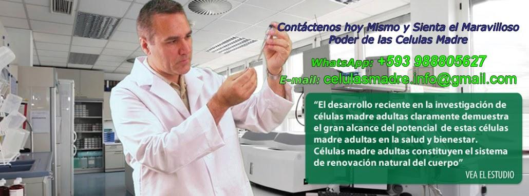 StemTech  America.      Celulas Madre Adultas, Renovación Celular