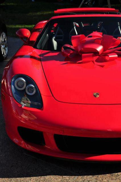 Ferrari de regalo