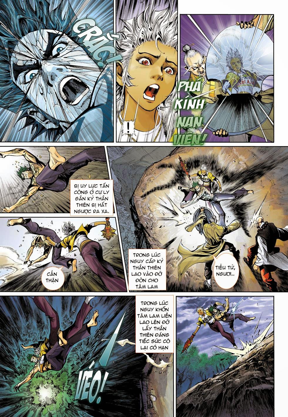 Thần Binh 4 chap 25 - Trang 25