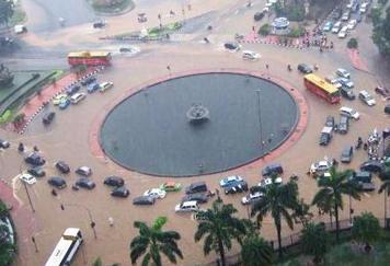 5 Kisah sukses kota dunia atasi banjir