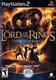Free Download Games the lord of the rings the third age PCSX2 ISO Untuk KOmputer PC Games Full Version ZGASPC