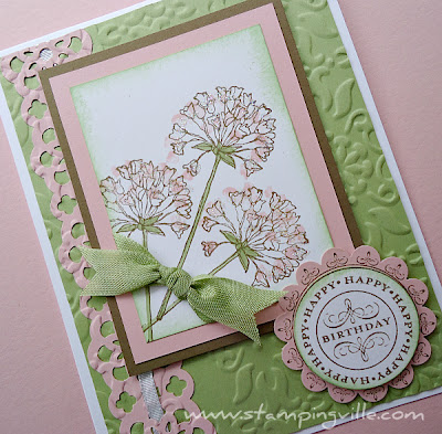 Happy Birthday Wishes Stamp Set by Stampin' Up!