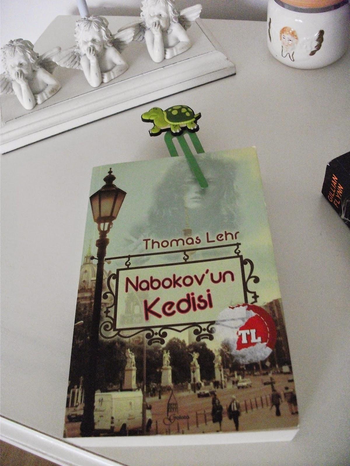 nobokov'un kedisi