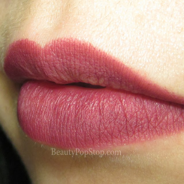 make up for ever aqua lip 10c swatch