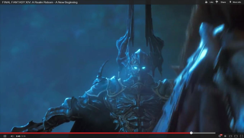 Odin Final Fantasy 14 Final fantasy xiv  a realmFinal Fantasy 14 Odin