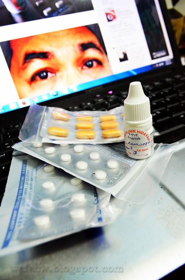 ubat sakit mata by wafacw