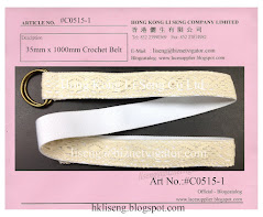 Crochet Belt Manufacturer -Hong Kong Li Seng Co Ltd