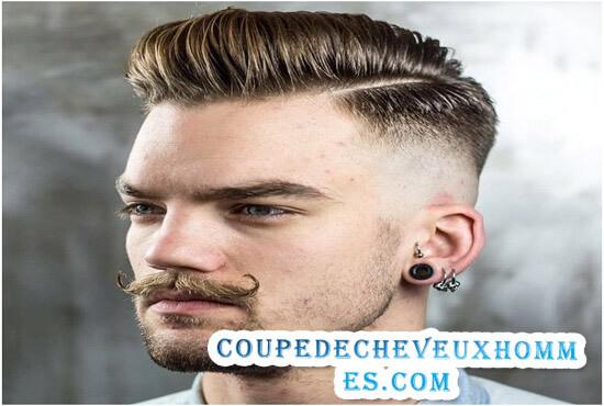 coupe de cheveux homme 1900