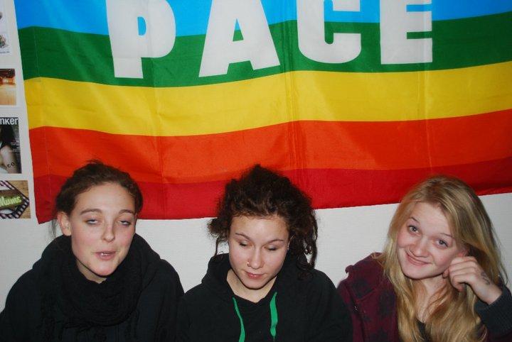 Pil, Anne Sofie og Anna