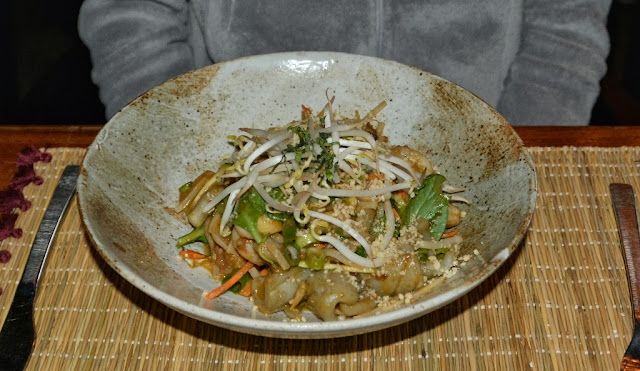 Carpe Diem Barcelona vegetable wok