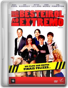 Capa Mais Um Besteirol ao Extremo   DVDRip   Dual Áudio