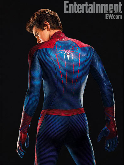 O Espetacular Homem-Aranha - Andrew Garfield