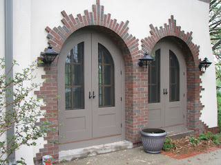 Ely, mn, Custom screen doors, arched, huisman