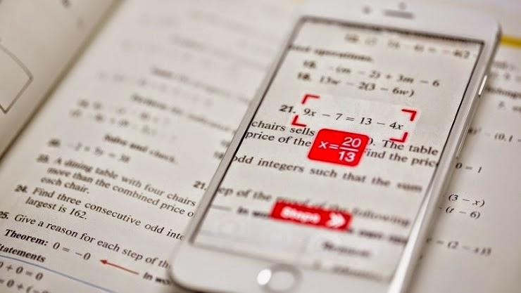 PhotoMath, Aplikasi bantu Pelajar selesaikan soalan Matematik