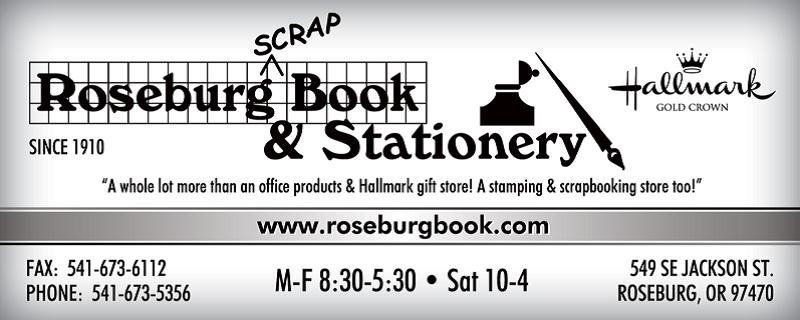 Roseburg ScrapBook &amp; Stationery