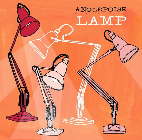 Anglepoise Lamp By George Carwadine