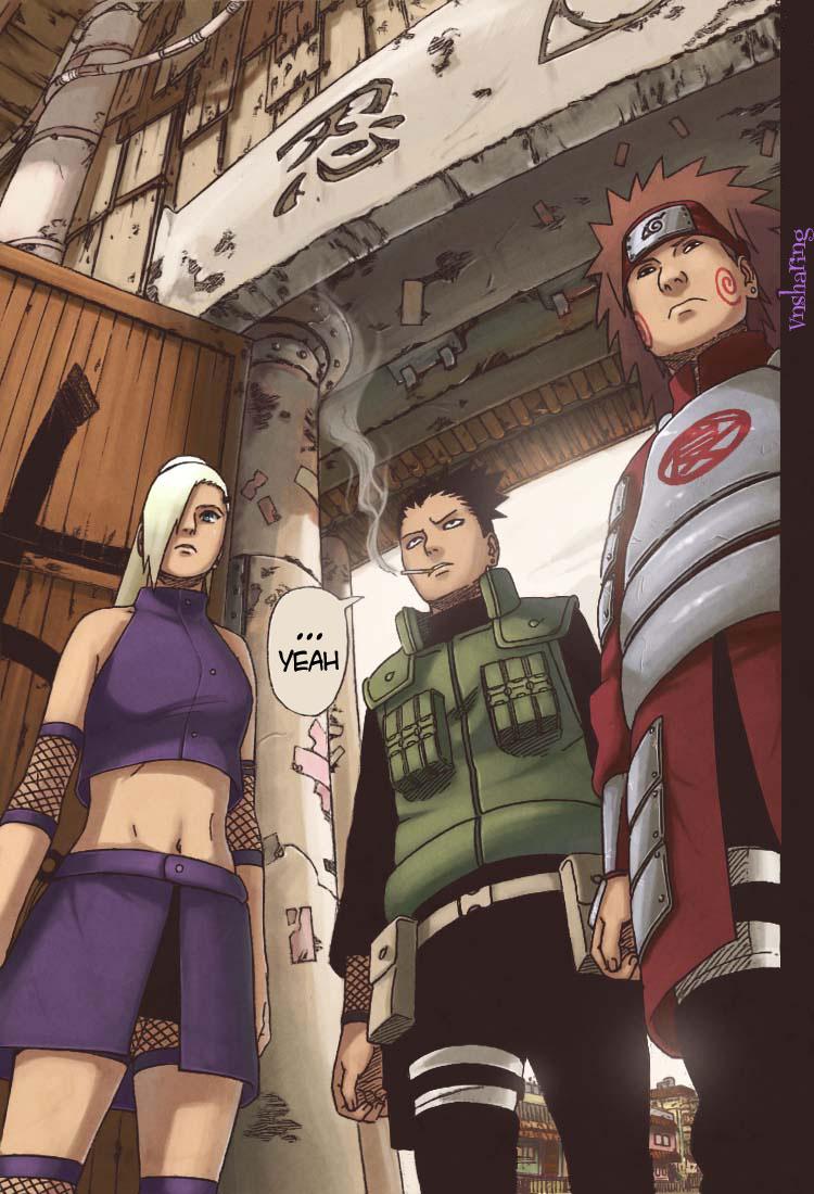 Naruto - Chapter 331 - Pic 1