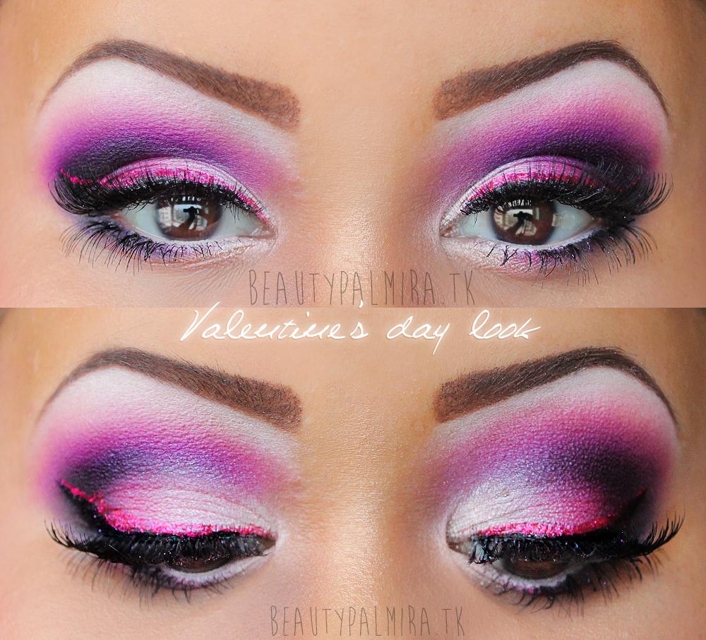 Das Erste Valentinstags Makeup Beauty Palmira