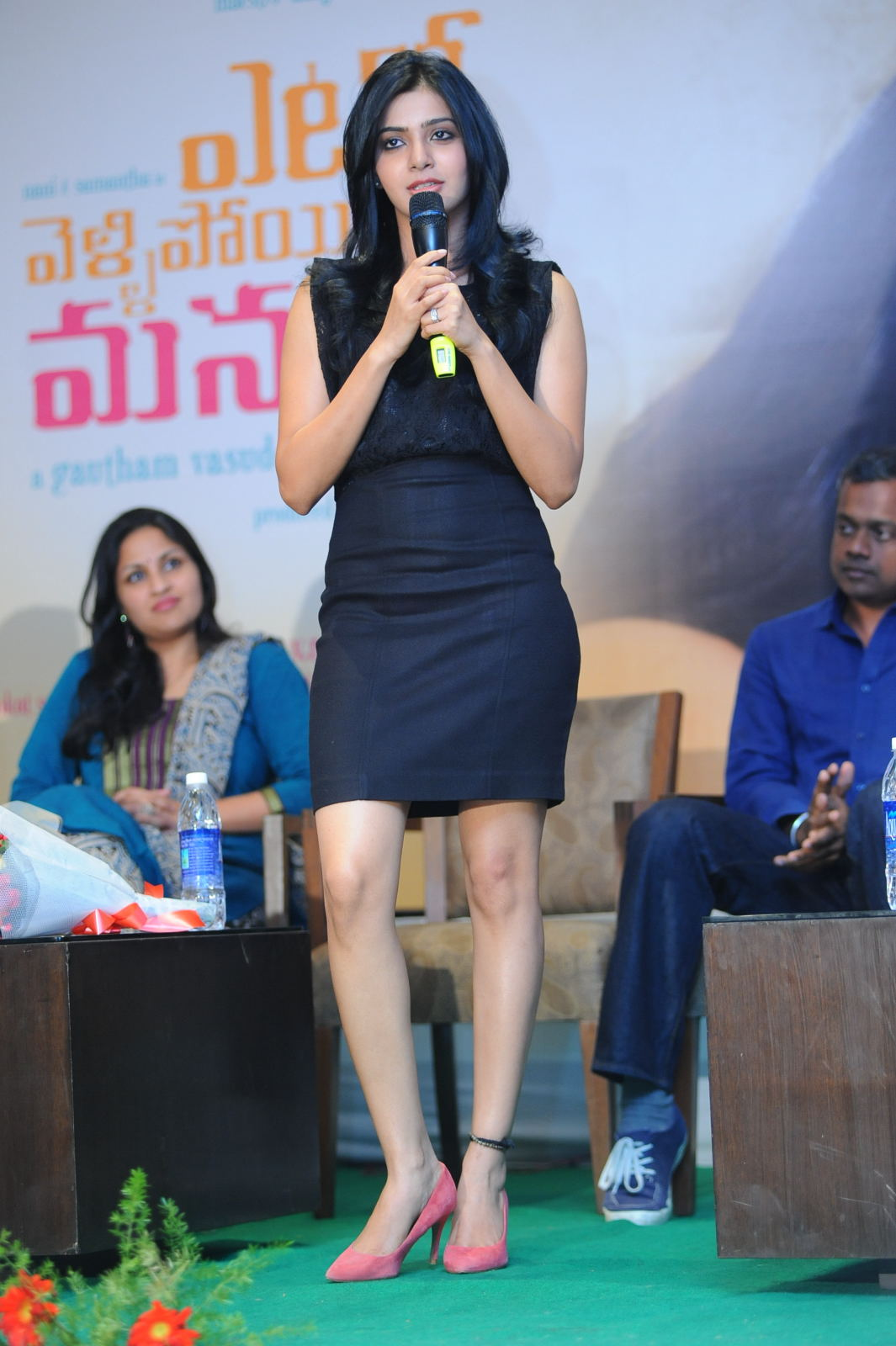 Samantha in Yeto Vellipoyindi Manasu