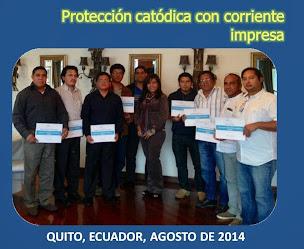 QUITO, ECUADOR, AGOSTO 2014