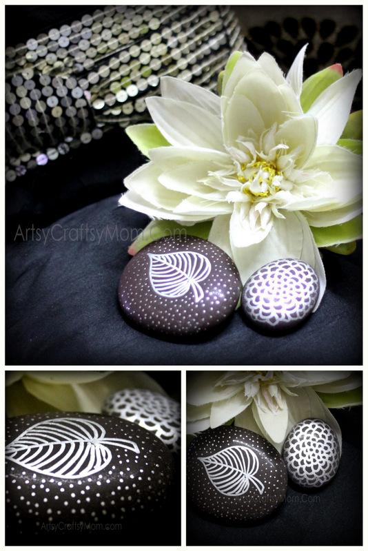 handpainted+stones