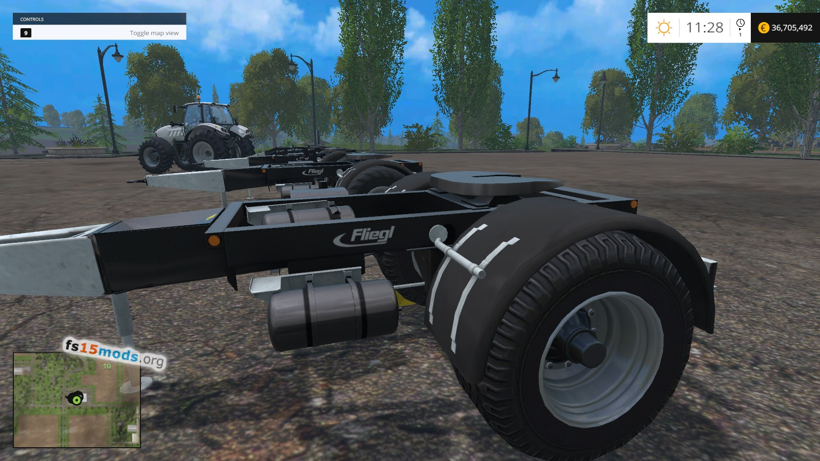 Fliegl Dolly Pack Fs15 Mods