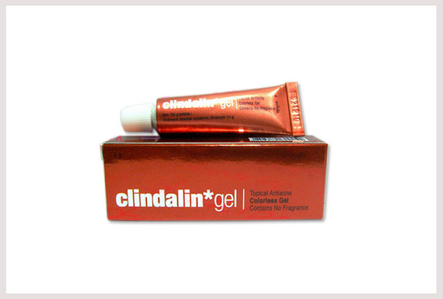 ยาแต้มสิว Clindalin gel