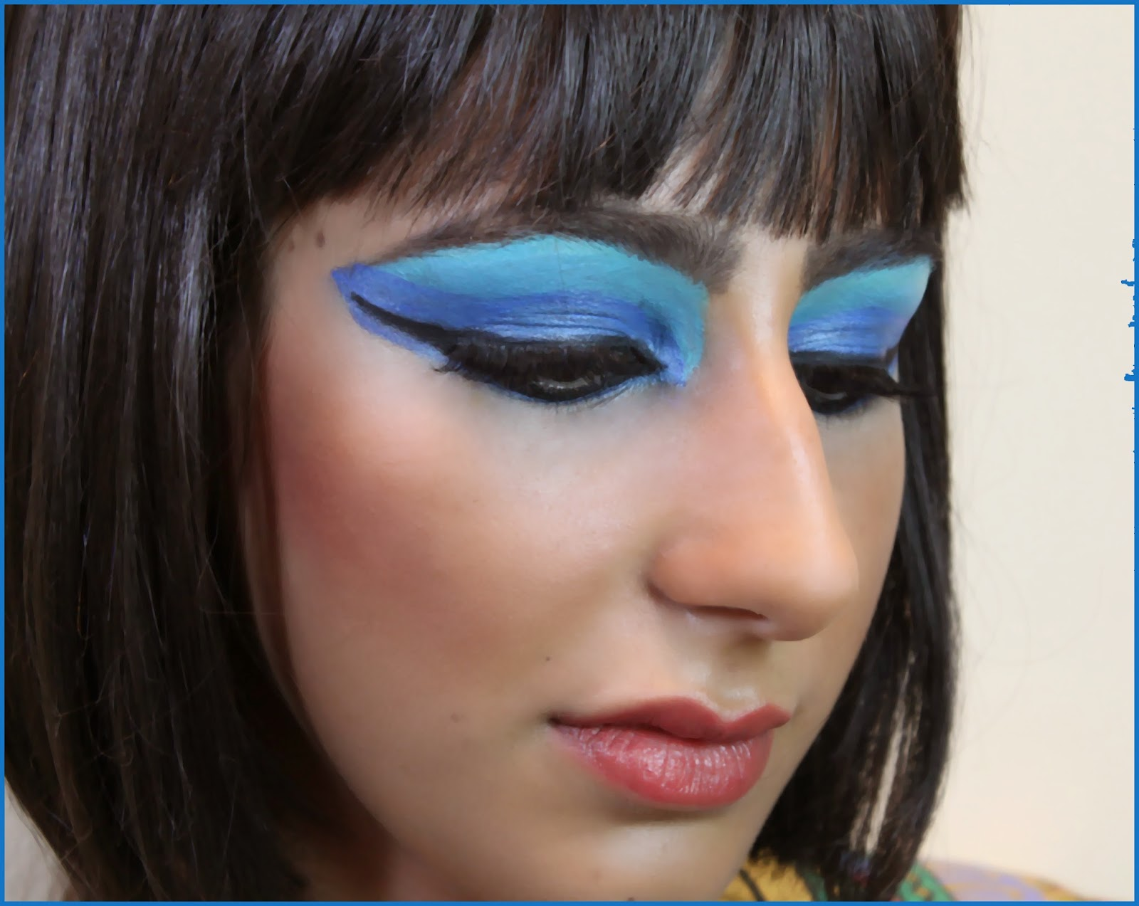 maquillaje mal hecho