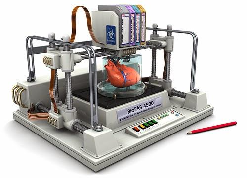 Bio printen