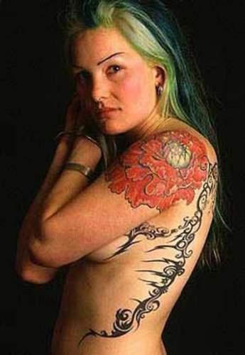 Josina 39 s blog japanese tattoo art japanese for Tattoo bodysuit female