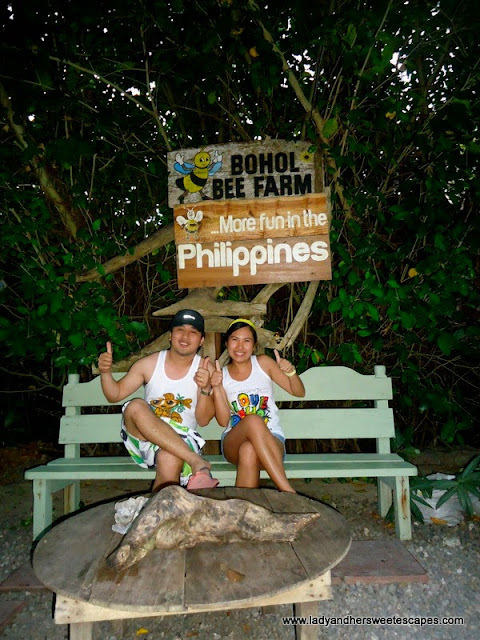 ed_and_Lady happy in Panglao Island Tour Bohol