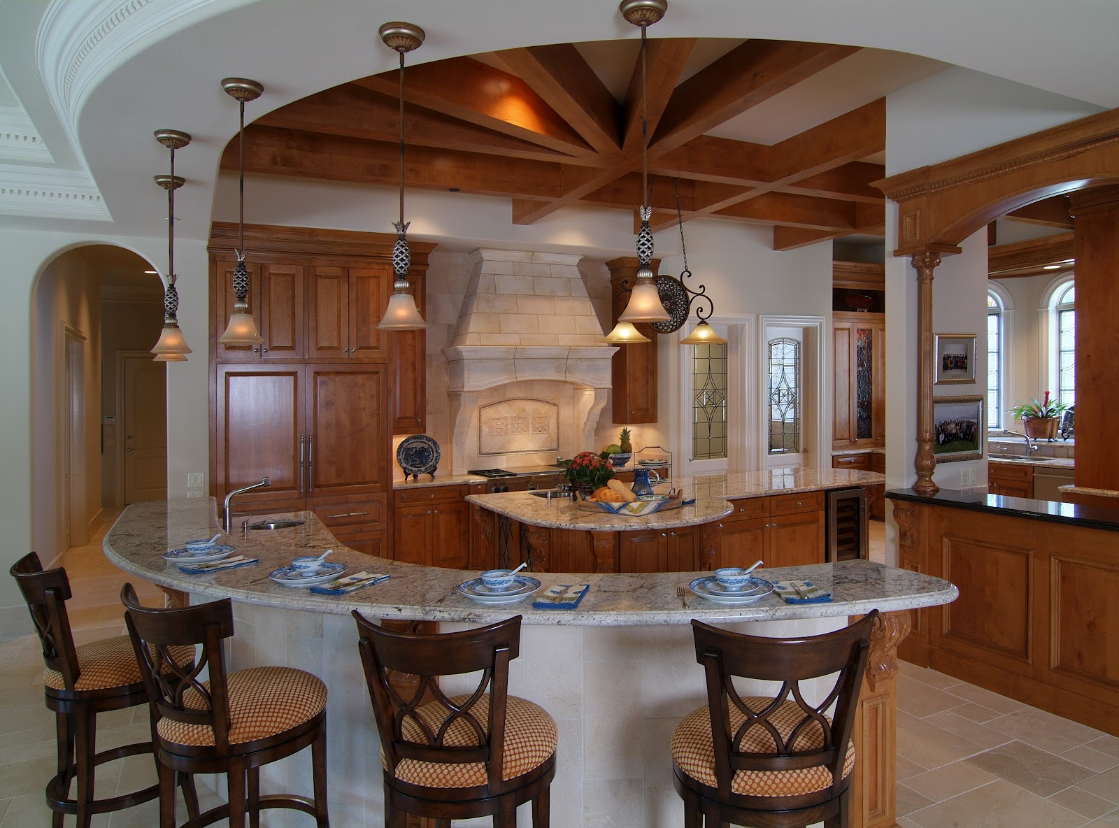 Not Just Kitchen Not Just Plain Jane The Kitchen Is The Hearth