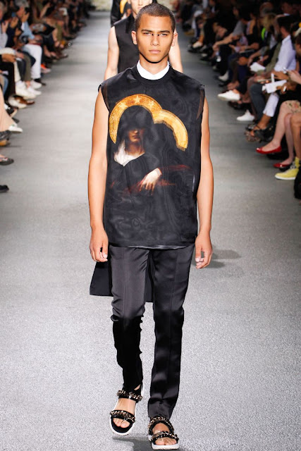 Givenchy Spring-Summer 2013 Paris Men's Fashion Week