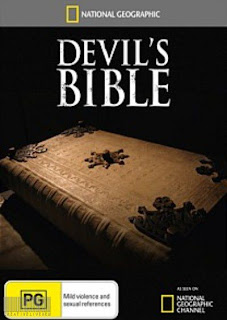 capa Download   NatGeo   A Bíblia do Diabo HDTV   Dublado