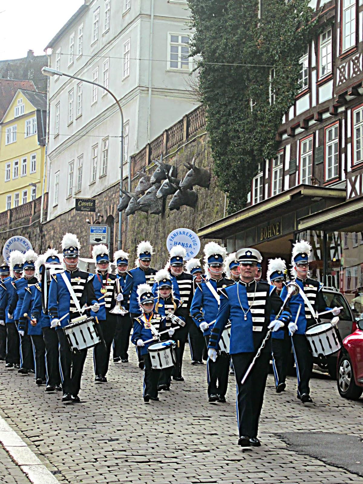 marching band steinweg