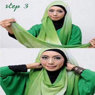 Cara Memakai Jilbab Pashmina Simpel Untuk Pagi Hari Terlengkap