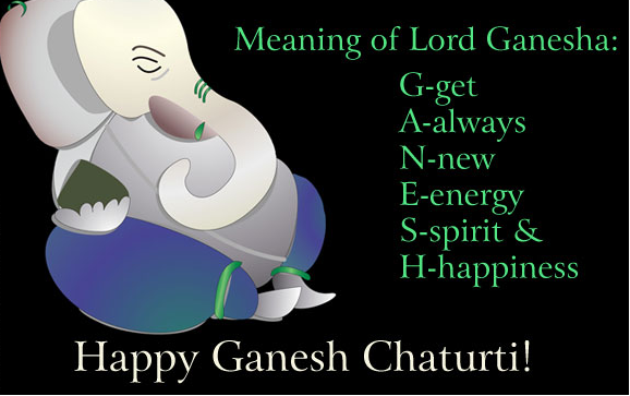 Meaning of Ganesha