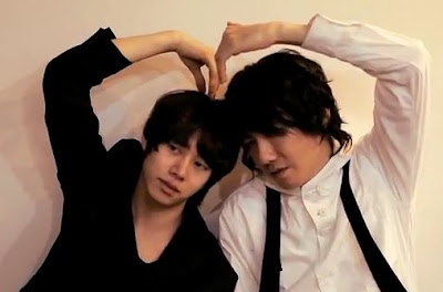 Kim Jang Hoon Heechul Breakups Are So Typical of Me heart