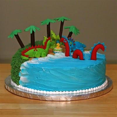 Dinosaur birthday cake on ideas for boys dinosaur birthday cakes