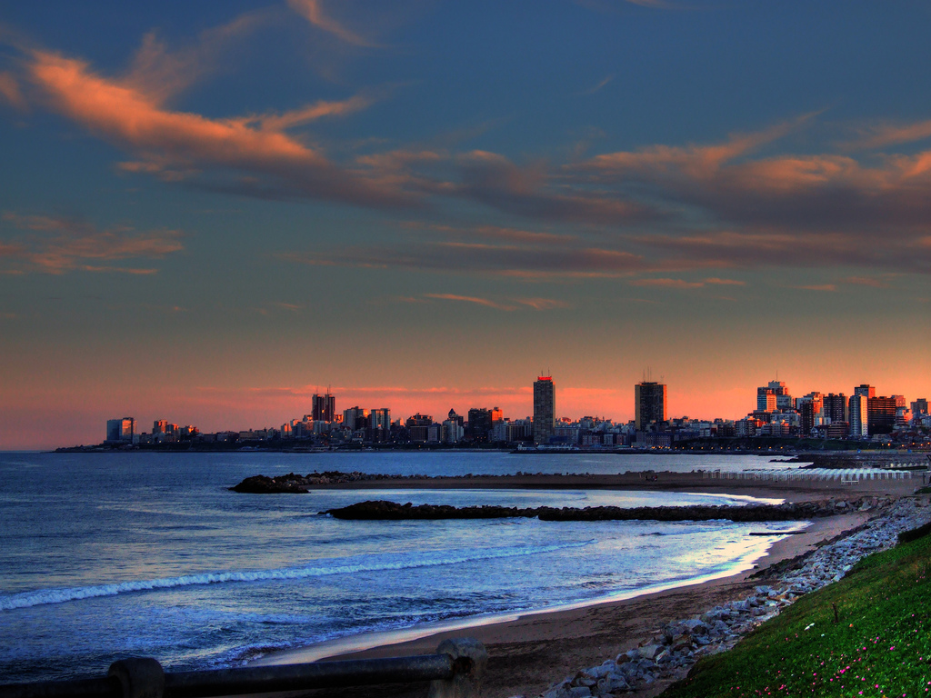 Mar Del Plata Argentina  city photo : Tourist Attractions in the Beautiful City of Mar del Plata