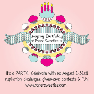 Paper Sweeties 4th Birthday!