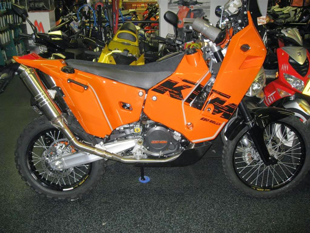 KTM 690 Rally Motorcycles Price