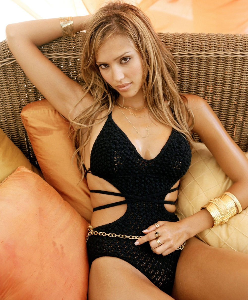 World Jessica Alba Hot