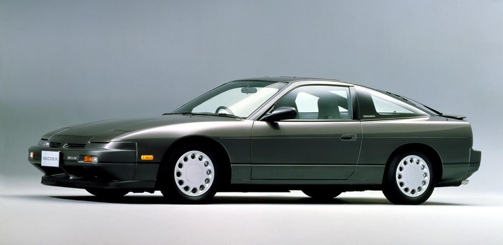 Nissan 180SX S13. Zenki. 1989-1991 r., driftowóz, japoński sportowy samochód, kultowe auto, JDM, różnice, wersje