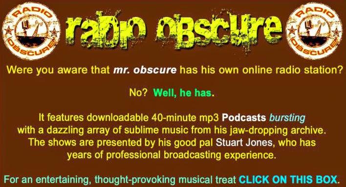 radio obscure SMALL
