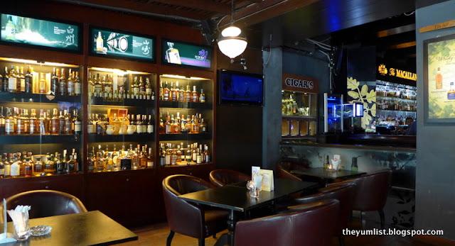 The Whisky Bar, KL, Changkat Bukit Bintang, Kuala Lumpur