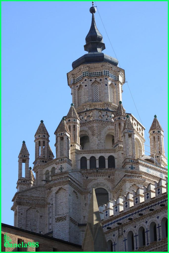 Catedral de Santa María de la Huerta, una joya en Tarazona  Imágenes png y m...